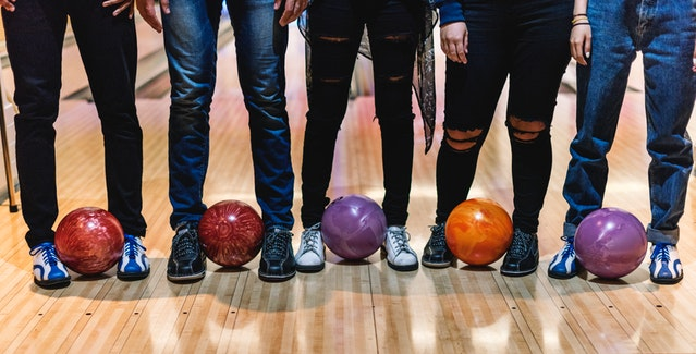 bowling to make friends as an adult