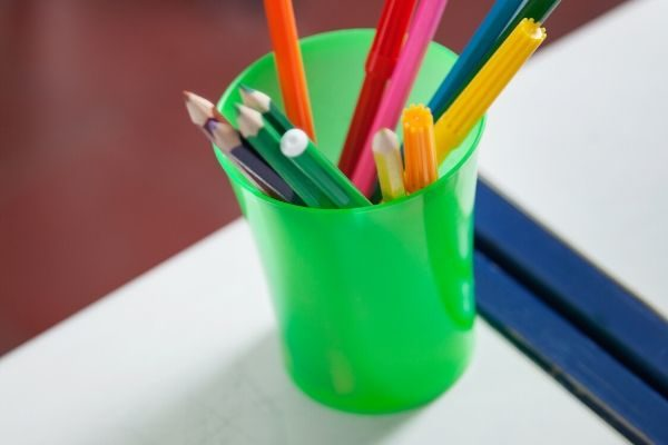 How to organize for back to school