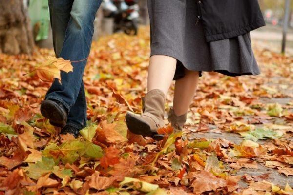 fun fall date ideas, start with a bucket list