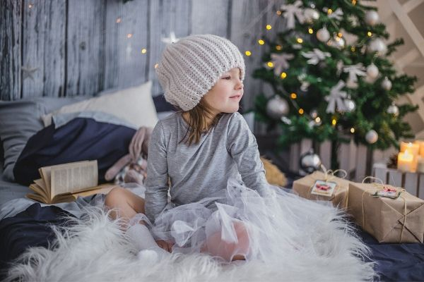Magical Christmas kids will love