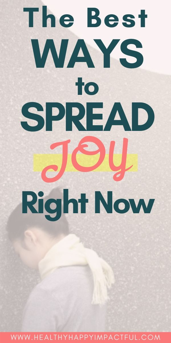 how to spread joy pin