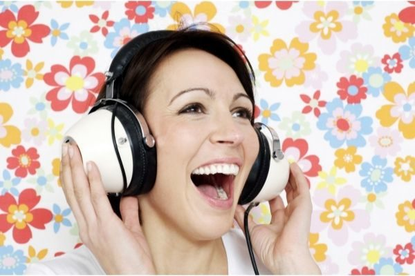 listen to music to spread joy