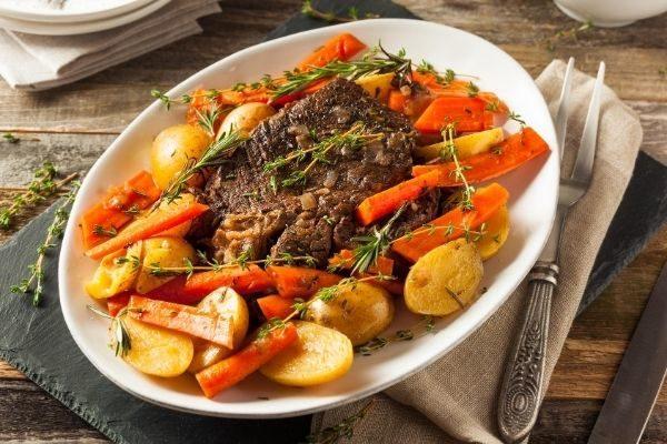 dinner list: crockpot meals