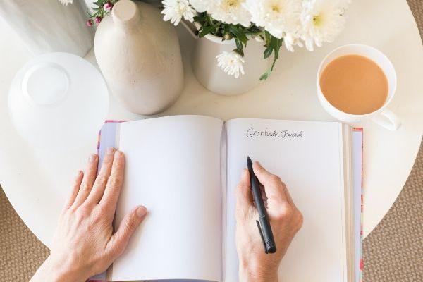 gratitude journal, gratitude practice ideas