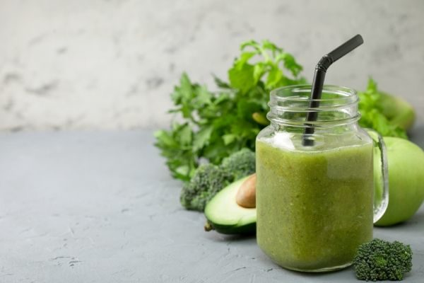 recipes for healthy green smoothies