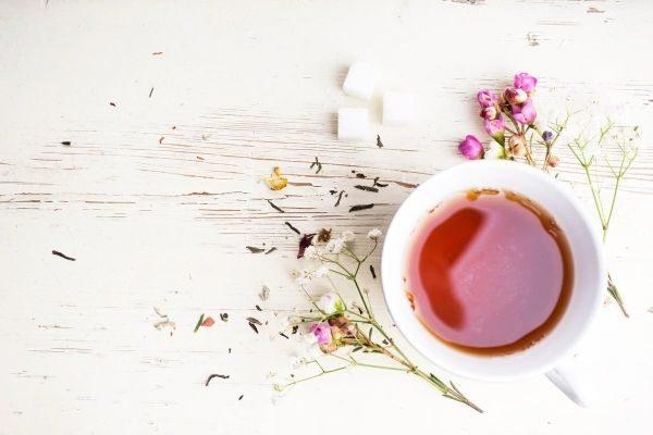 self care kit - include tea