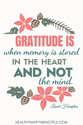 gratitude messages