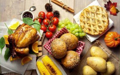 Free Thanksgiving Menu Template: Plan Ahead!