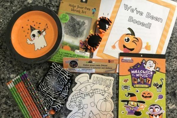 Halloween boo your neighbors ideas