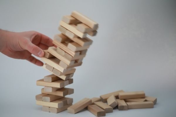 Jenga for bet games for game night