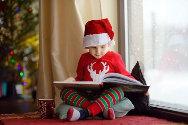 Christmas Countdown for Kids: 25 Days of Christmas Books and More!
