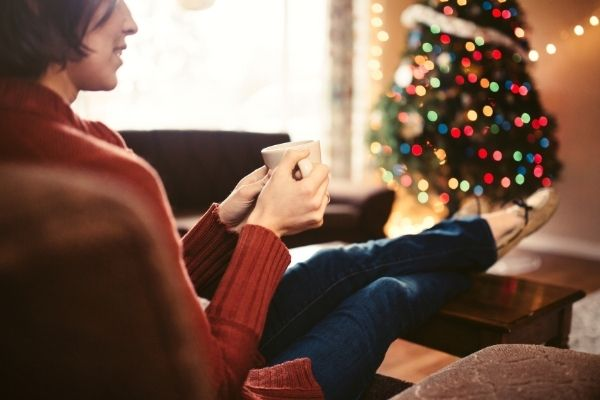 12 Days of Christmas Self Care (to Find Peace in the Bustle)