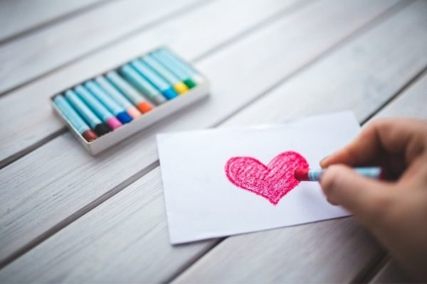 cute ways to say I love you to a child