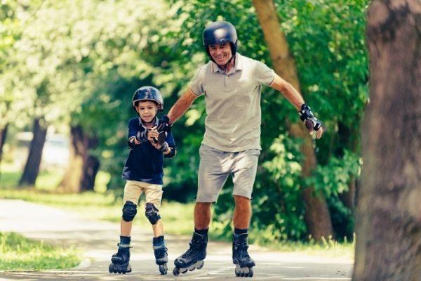 unique gifts for kids: roller skating