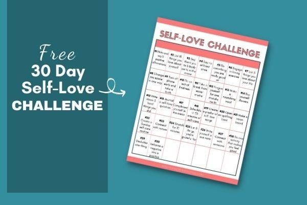 free self-love challenge pdf