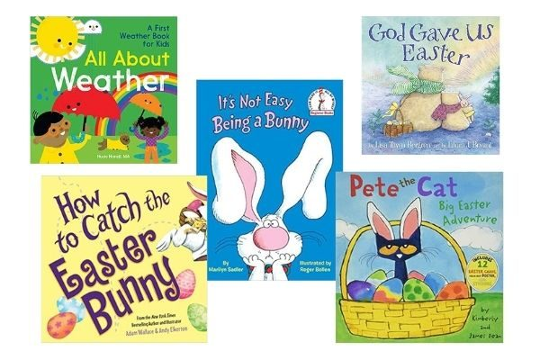 Easter books for boys