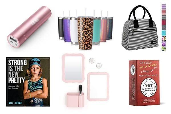 Easter basket ideas for teen girls