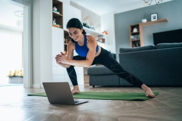 A Peloton digital membership for the mom who doesn't want anything