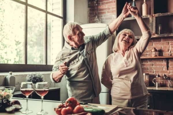 would you rather relationships, older couple dancing